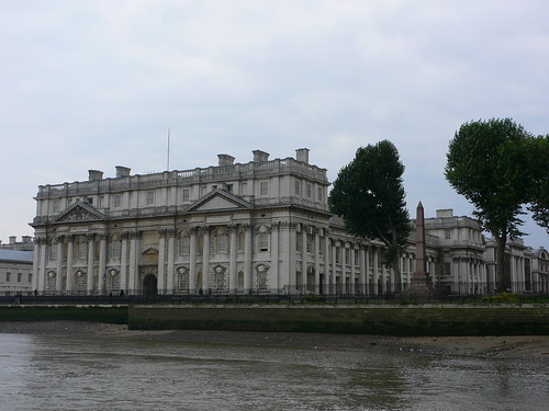 The Royal Naval College at Greenwich
