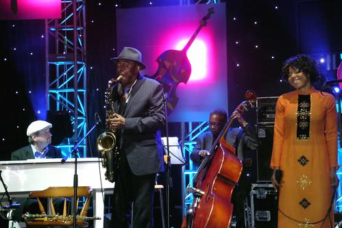 Archie Shepp Quartet ft. Mina Agossi