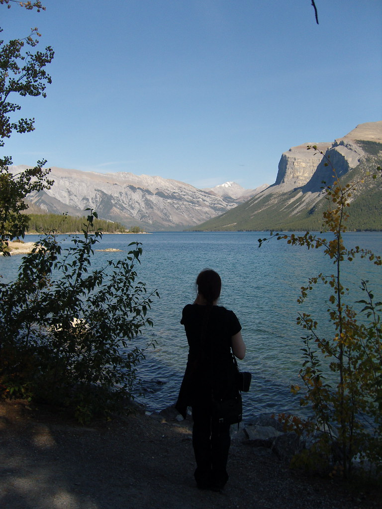 Lake Minnewanka, Rocky Mountains
