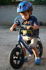 nate´s new balance bike