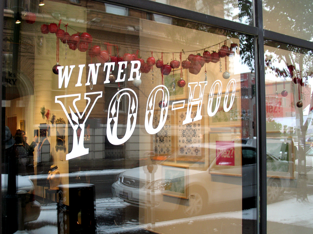 ArtWorks WINTER YOO-HOO