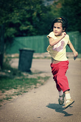 run (raul onet) Tags: park summer playing motion cute beautiful childhood smiling playground female laughing fun outdoors child action joy happiness swing innocence littlegirl swinging cheerful excitement playful enjoyment caucasian ontopoftheworld facialexpression 34years humanface leisureactivity 23years expressingpositivity