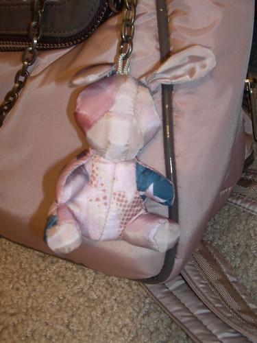 這隻兔子被偷走了
