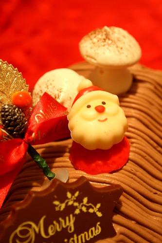Chocolate Santa 2