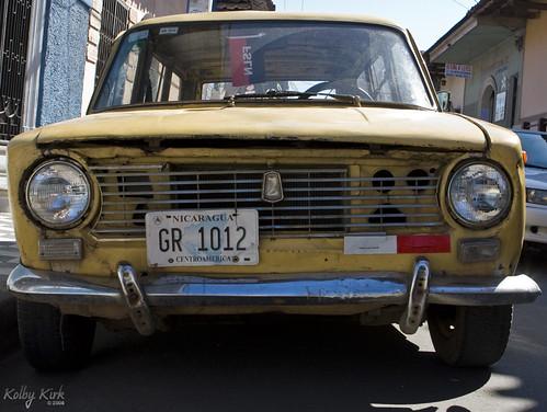 Sandinista Car