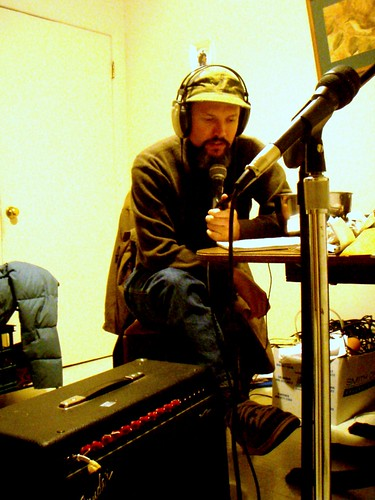 trip to asheville - recording