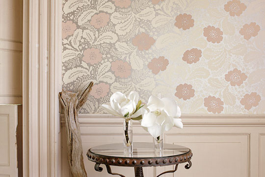 wallpaper girly. of Anna French Wallpaper