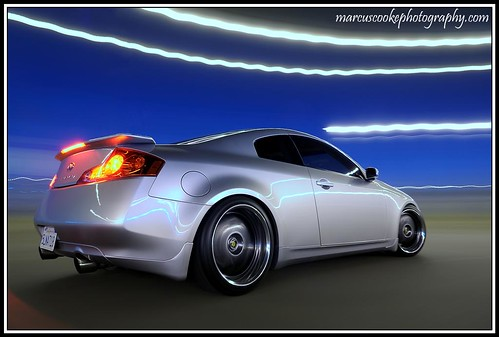 Infiniti G35 Coupe Blacked Out. Phil#39;s Infiniti G35 Coupe (Set