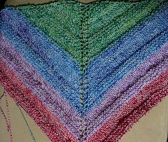 simple yet effective shawl 1