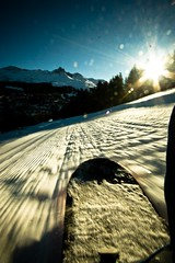 On  board (ole) Tags: sun snow france speed alpes french snowboarding europe extreme snowboard savoie bonheur meribel mribel rhonealpes saulire