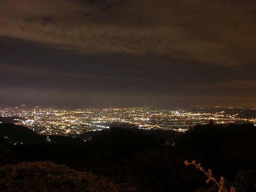 陽明山夜景