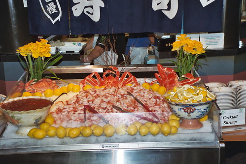 Seafood Buffet at Makino Chaya