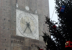 (matilde.l) Tags: campanile orologio piovedisacco