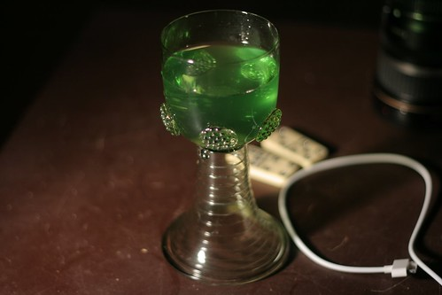New Year's Day Absinth