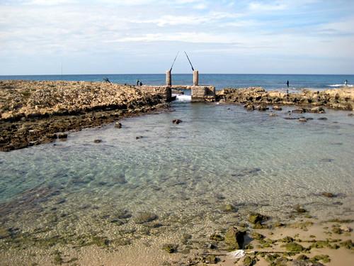 Neve Yam beach