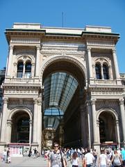 Galleria Vittorio Emanuele II (Yure y Maureen) Tags: milano miln