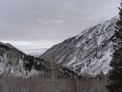 Little Cottonwood Canyon Photo