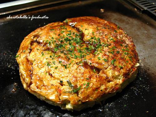ten屋豬肉起司麻糬好吃燒