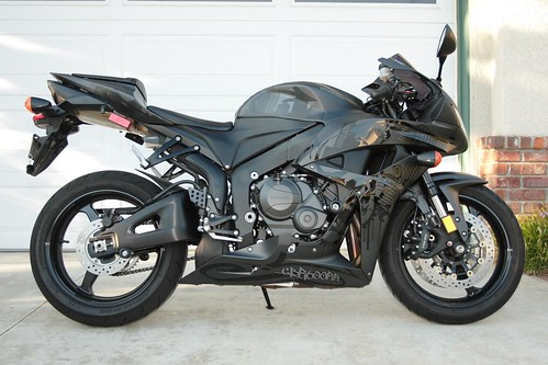 2008 CBR 600RR Graffiti Black Mint~~~$$$ - Honda-Tech - Honda Forum