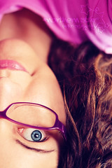 tagged! (*northern star) Tags: pink blue portrait selfportrait eye me girl self canon hair nose 50mm glasses purple upsidedown blu rosa curls lips tagged io bleu explore curly half autoritratto viola occhio ragazza naso occhiali northernstar labbra met explored sottosopra donotsteal eos450d allrightsreserved taggata northernstarandthewhiterabbit northernstar tititu digitalrebelxsi eff18ii usewithoutpermissionisillegal 16thingsaboutme 16cosesudime northernstarphotography ifyouwannatakeitforpersonalusesnotcommercialusesjustask