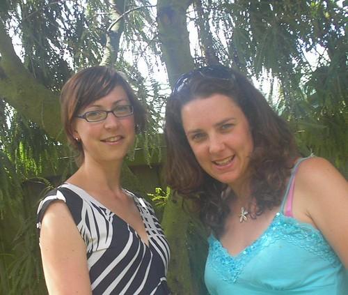 Nikki and me