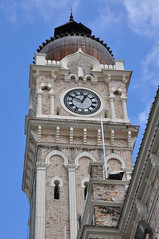 Sultan Abdul Samad Clock Tower by Cyber Integra