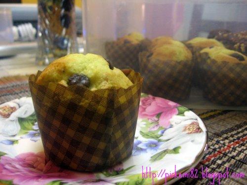 Pandan Muffin3