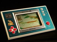 Game & Watch (Mando Rukot) Tags: game classic watch nintendo donkey jr kong handheld gamewatch donkeykongjr