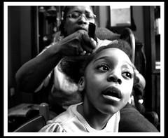 Savage, Steven E., Gram Braids Mahalia's Hair, West Orange, NJ, 2009.jpg (Steve Savage) Tags: wide stevesavage favemegroup3 portraitunlimited mahaliasavage flickrcinated