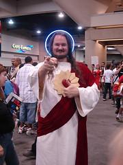 Jesus Buddy Costume