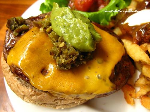 Bongos墨西哥漢堡仔細看