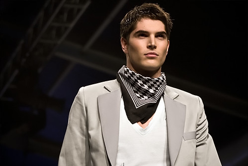 scarf boy