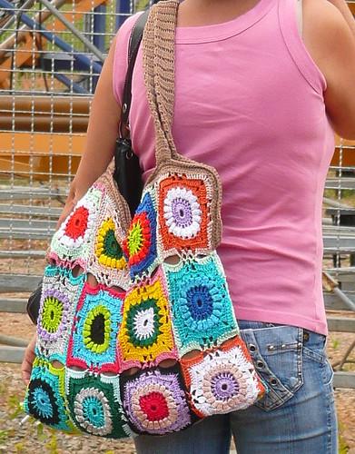 free range crochet