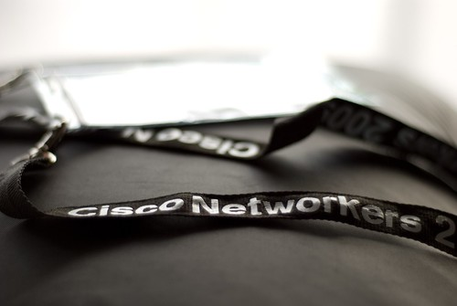 Cisco Networkers 2009 in Barcelona