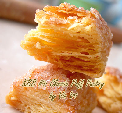 Classic Puff Pastry 3