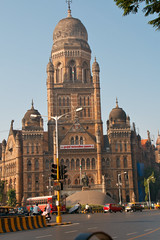 The Chhatrapati Shivaji Terminus