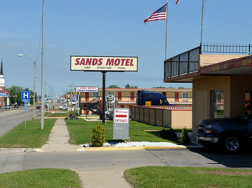Sands Motel, Woodward, Oklahoma