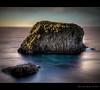 Admiral's head (Chantal Steyn) Tags: ocean blue sea reflection water rock landscape island coast nikon view head nikkor hdr turqoise admirals d300 9exp 1685mm goughisland