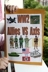 ww2 lapbook cover