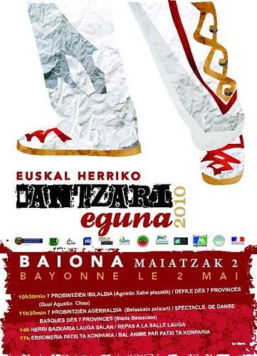 EH dantzari eguna 2010