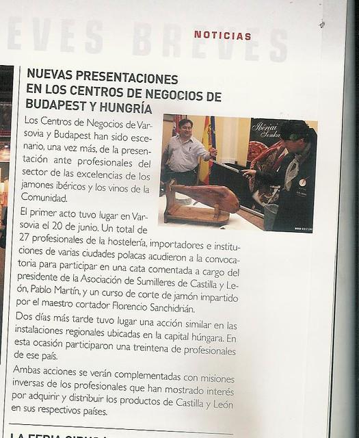 Revista Exporta septiembre 2006 by Real Jamn Ibrico