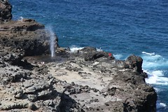 Nakalele Blowhole (Dan Stanyer (Northern Pixel)) Tags: ocean island hawaii coast pacific northwest shoreline scenic maui blowhole hawaiian nakalele