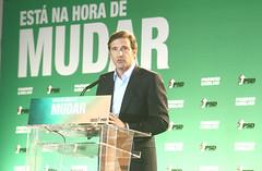 Pedro Passos Coelho Jantar comicio em Ansião