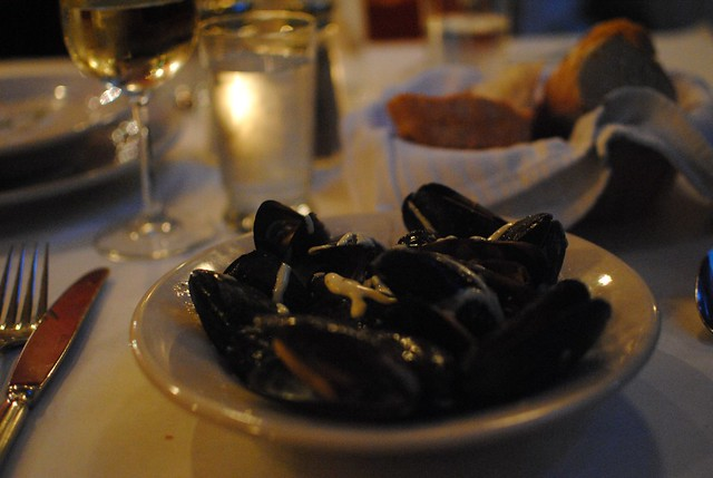 mussels and sauv blanc, the perfect summertime (and french) meal