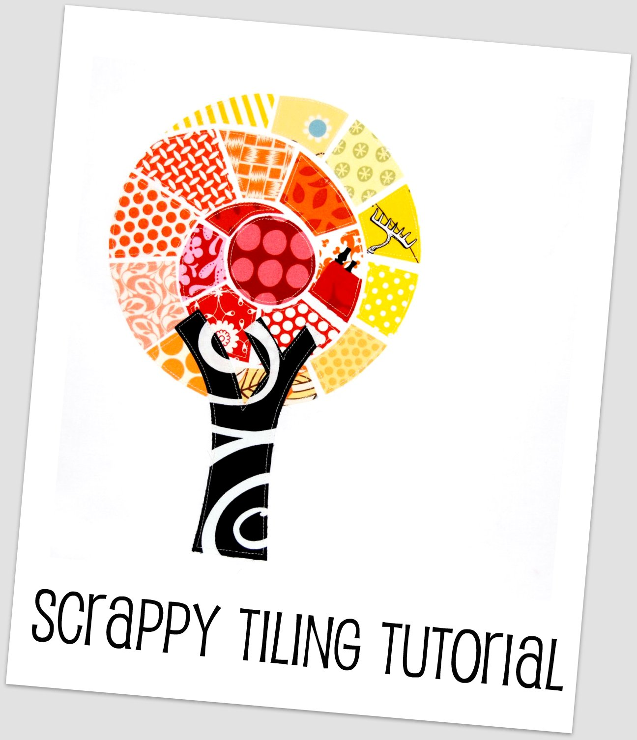 Scrappy Tiling Tutorial