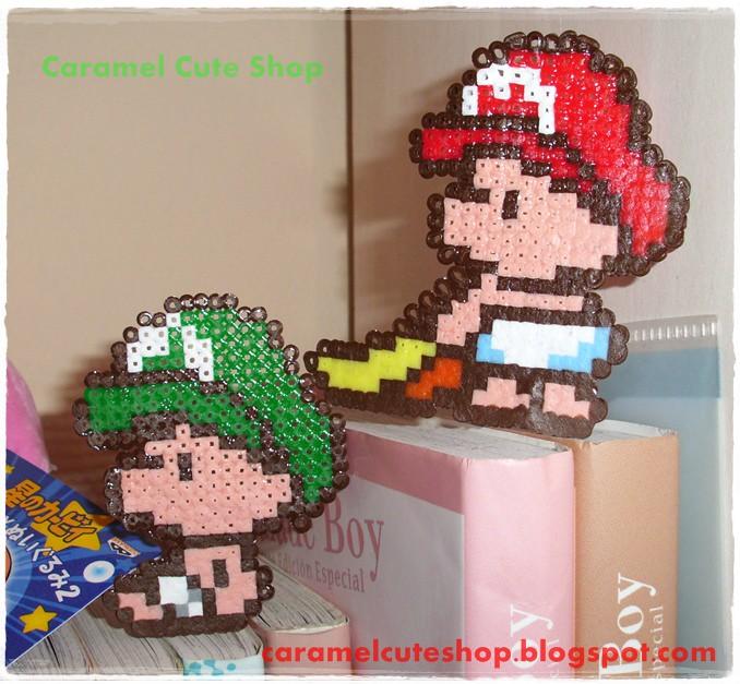Mario y Luigi Babys
