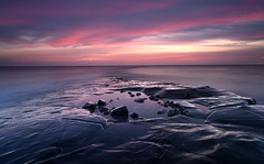 Kimmeridge (peterspencer49) Tags: sunset seascape reflections unitedkingdom dorset coastline purbeck seaview kimmeridge coastalpath westcountry jurassiccoast dorsetcoast southwestcoastalpath stunningview seascene oceanveiw 5dmkll peterspencer stunningseascape coastalledges