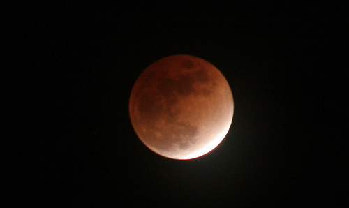 Full Moon Eclipse 1
