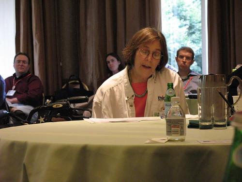 Nan Rubin at Public Media 2008