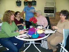 Kaylee, Suzy, Julie, Jean & Rose